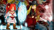 Fight against the evil forces with the team of mighty RPG characters, a warrior and a magician. Cut, hack'n slash and cast powerful spells to eradicate the ancient […]