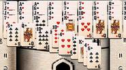 A funky variation on the classic Freecell game. Your goal is to move all cards to the 4 foundation piles up in suit from Ace to King. The […]