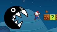 The evil black creature wants to eat Mario. You have to run as far as you can and avoid its sharp teeth. Collect golden coins, dodge enemies and […]