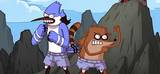 REGULAR SHOW: FIST PUNCH 2