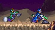 "MEGA MAN X2, also known as ROCKMAN X2, is a sequel to the super-popular MEGA MAN X SNES game. As the team of ""Maverick Hunters"" you have to […]"