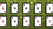 A great solitaire game for all poker fans! Your objective is to create the best 10 poker hands from the 25 cards that are dealt, horizontally or vertically. […]