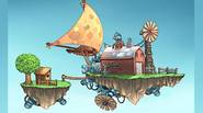 Welcome to the future of farming! Your objective is to manage the flying farm: cultivate your fruits and vegetables and take care of your animals. As the farmer […]