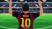 As Leo Messi, you have to score as many goals in the ultimate penalty shootout. Just choose the right moment and press SPACE to score the goal! Game […]