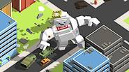Let's destroy some buildings and stomp over cars in this fantastic isometric city destruction game! Control your powerful beast and let some steam off, wreaking havoc on the […]