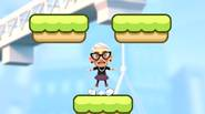 Angry Gran is back! This time her ambition is to reach the Moon, by jumping from platform to platform and collecting bonuses. Avoid obstacles and enemies and try […]