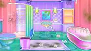 Your bathroom is terribly dirty! You have to collect all trash, clean mirror, walls and washtub and make your bathroom a pleasant place again. Good luck! Game Controls: […]