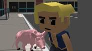 You decided to escape from an animal farm. But being a pig in a big city ain't easy! You have to really struggle to survive! Fight with human […]