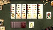 Clear all the open cards on the table. When all cards are cleared, you receive a golf ball for every level. Cards can be moved down if they're […]