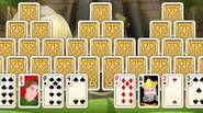 An exciting card game that is a variation on the classic Tripeaks game. Select any card from the cards showing at the bottom. Remove cards from the top […]