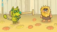 Adam and Eve are in trouble: the evil zombie cats have attacked their neighbourhood and Adam has to deal with these undead monsters! Find a way to exit […]