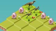 A super-funny and smart version of famous puzzle game 2048. Connect pairs of eggs to create dinosaurs and then pairs of various dinosaurs to create the ultimate Tyrannosaurus […]