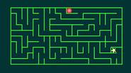 A deceptively simple maze game in which you have to move the red ball to find the golden star in the complicated maze. The less steps you make, […]
