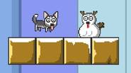 Mr. Jump Husky is hungry! You have to lead him through the series of platforms and catch all bones, avoiding dangerous spikes and other obstacles. Can you collect […]