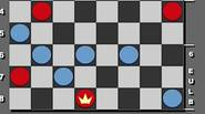 A simple checkers game in which you have to play against CPU and eliminate all opponent's pieces, using standard checkers rules. Have fun! Game Controls: Mouse