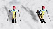 Join the crazy skiing race against other players from across the globe; be quick and agile and do the perfect slalom between rocks, poles and trees. Don't miss […]