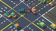 A crazy traffic regulation simulator – can you properly manage car traffic at the extremely crowded intersection? You have to stop / restart cars by clicking on them […]
