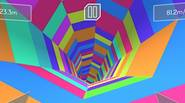 A crazy 3D game in which you have to go as far as you can into the psychedelic 3D pipe, avoiding rotating obstacles. The pace is crazy, you […]