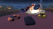 An ultimate racing arena game in which you compete against other drivers, racing against time, best place or just fighting for survival in the deathmatch mode. Collect bonuses […]