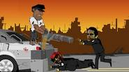 What can be worse than angry celebs? Well, zombie celebs! As the police officer, your job is to clean the city from celebrity zombies, shooting from your minigun […]
