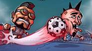 A super exciting football fans battle that extends the PUPPET SOCCER game series. Choose your hooligan and try to win the 1:1 fight, using spiked football and many […]