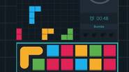 "A crazy puzzle game which is a mix of Tetris and ""match-three"" games at the same time. You have to destroy the colorful, Tetris-like blocks in the top […]"