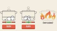 If you think that boiling eggs is easy, you're totally wrong…and this game can prove it! You must boil 12 half boiled eggs on 6 different pots. You […]