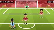 World Football Cup is about to begin… and you can also take part in this worldwide football/soccer celebration, playing this game! Pick your national team and follow the […]