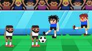 A crazy, physics based soccer / football game in which you play in 2 people teams against computer or your friend (in 2 player mode). Just kick the […]
