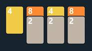 An intriguing mix of classic Solitaire game and 2048 puzzle. Pull cards and drop them on the Solitaire stack, remembering that the cards of the same value will […]