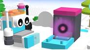 A super-fascinating LEGO game in which you have to program a cute little robot, trying to save the peaceful Kingdom of Cybit, floating on a digital cloud in […]