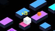 A super-challenging and addictive game in which you, the nice white cube, have to jump from one row of moving platforms to another, without falling down into the […]