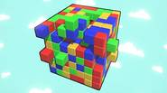 A challenging, 3D puzzle game, based on the 'Match-three' theme. Append cubical bricks of the same color to the big cube to eliminate them. Clear the level to […]