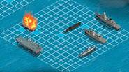 A classic Battleship War board game in a totally new, modern version in which you can play against computer or against human opponents from across the globe. Just […]