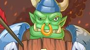 This game is inspired by the epic CLASH ROYALE game… but set in the different kingdom – the land of Orcs! These creatures are ugly, brutal and want […]
