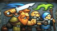 Enjoy this excellent real time strategy game in which you have to command the group of dwarves and defend their village against hordes or orcs, bats and other […]
