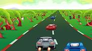 Can you win all 15 stages of this exciting racing game? Push the pedal to the metal, take all your opponents and collect power-ups to boost your speed. […]