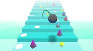 A nice, 3D game in which you control the jumping ball and try to collect all gems and power-ups. Avoid spikes and try not to fall from the […]