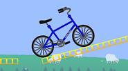 A simple, yet very challenging bike game. Get your bike to the finish line in one piece – just lead it along the road, paying attention to pits, […]