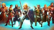 A really thrilling mix of online strategy and RPG game. Build your adventurers party and explore wild lands. Complete quests, fight with enemies during numerous epic battles, collects […]