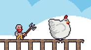 Welcome to the funny farm! You have to run as fast as you can, then punt the chicken and make it fly as far as possible. Collect bonuses […]