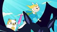 Yet another awesome ADVENTURE TIME game! Fionna and Marshall Lee were on their way to Lumpy Space Prince's party when a swarm of monsters attacked. Time to bust […]