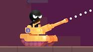Join the epic tank duel between two Stickmen. You have to shoot your enemy twice to win the round before he shoots you down and you die in […]