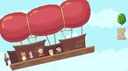 Take command of the huge zeppelin and maneuver it, properly moving passengers so the weight is well distributed. Don't move rapidly or your passengers will fall off the […]