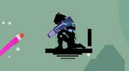 A dynamic bazooka duel challenge. Set your target precisely and eliminate your enemy before he shoots the deadly rocket and kills you. The enemies will appear at random […]