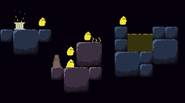 "A crazy game, inspired by the classic title ""LEMMINGS"". Command the bunch of blobs and get'em safely to the bath. Just click on the button to launch the […]"