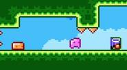 A funny little platform / physics game in which you have to guide your funky pink blob to the exit point (marked by a flag), by switching gravity […]