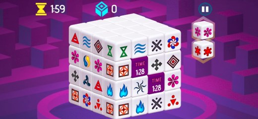 Mahjongg Dimensions 2