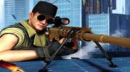 A great sniper game in which you have to protect the city from the bandits and thieves, taking them down before they commit the crime. Set yourself at […]
