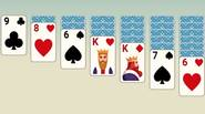 An awesome solitaire game that will keep you entertained and puzzled for hours. Just as in other solitaire-type games, your goal is to move all cards from the […]